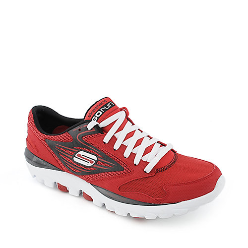 Skechers Go Run mens athletic running sneaker