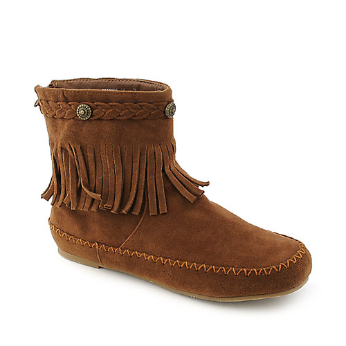 Bamboo Friends-10 womens flat ankle boot