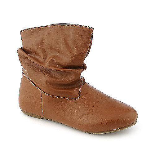 Bamboo Rebeca 53 N womens flat ankle boot
