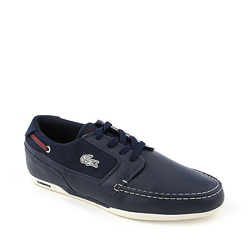 Lacoste Drefus mens casual lace up boat shoe