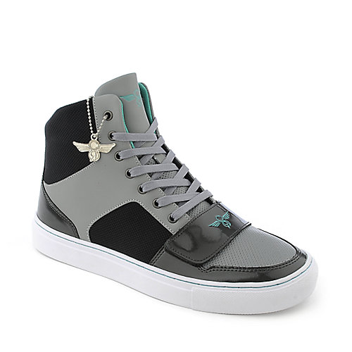 Creative Recreation Cesario X mens grey and black casual sneaker