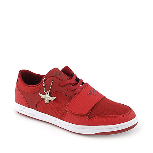 Creative Recreation Cesario Lo mens red casual sneaker