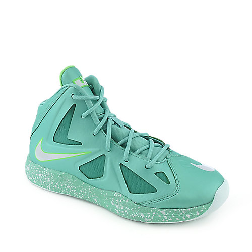 Nike Lebron X youth anthletic basketball sneaker