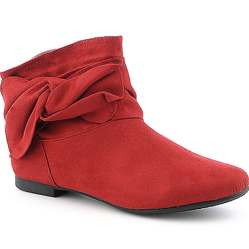Bamboo Tiara-34 womens low heel ankle boot