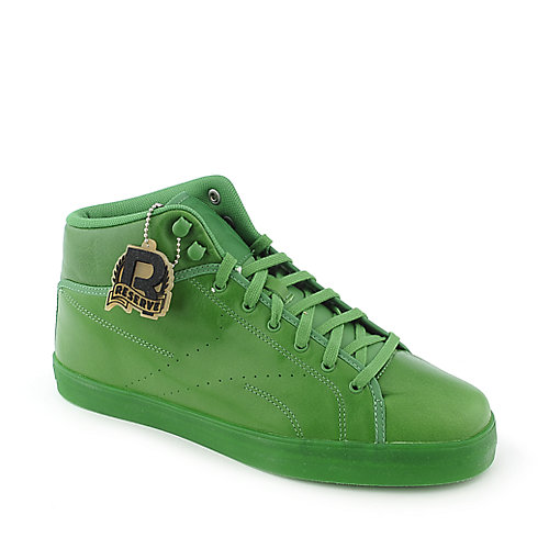 Exclusive Reebok T-Raww Green Casual Sneakers Tyga Exclusive