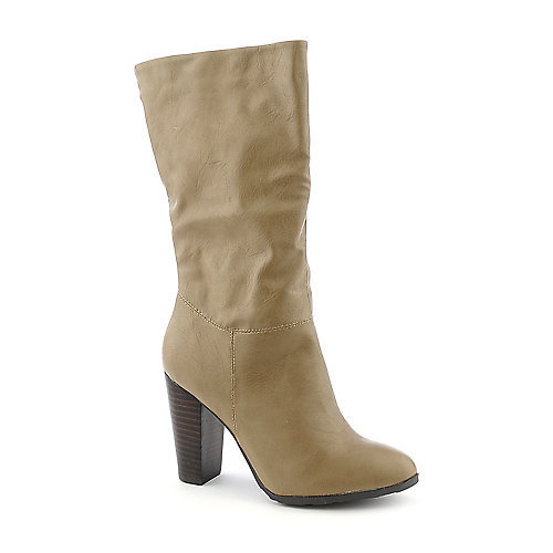 Dollhouse Suave high heel mid calf boot