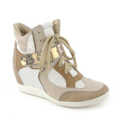Glaze Micha-2 womens casual sneaker wedge shoe