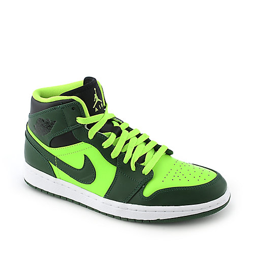 Nike Air Jordan 1 Mid mens athletic basketball sneaker