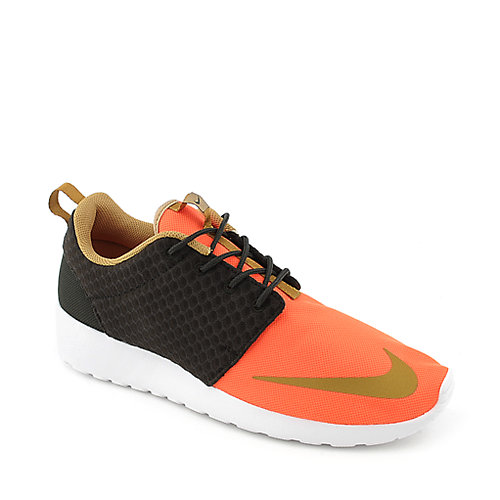 Nike Rosherun FB orange athletic running sneaker