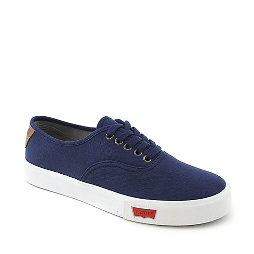 Levi's Jordy mens navy casual lace up sneaker