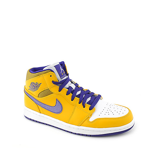 Air Jordan 1 Mid mens athletic basketball sneaker
