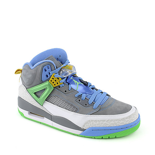 Jordan Spizike mens grey athletic basketball sneaker