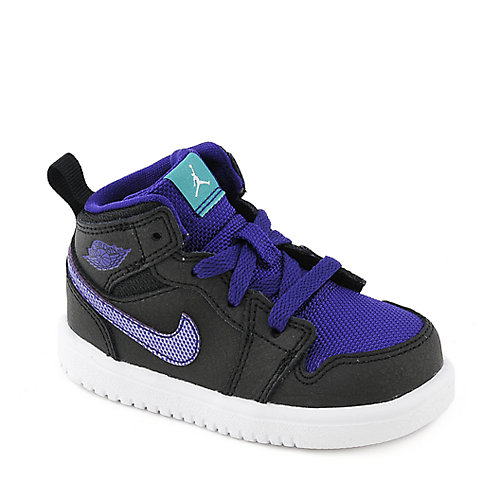 Jordan 1 Mid Flex(TD) toddler athletic sneaker