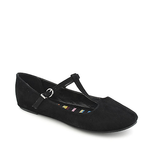 Shiekh Laura-S black casual flat shoe