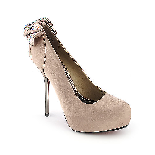 Society 86 Riona-07 platform high heel dress shoe
