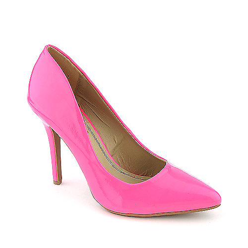 Anne Michelle Momentum-06N pink high heel pump dress shoe