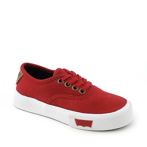 Levi's Jordy red youth sneaker