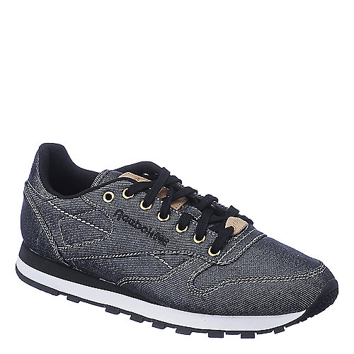 Reebok Classic Leather Denim INSP mens athletic running sneaker