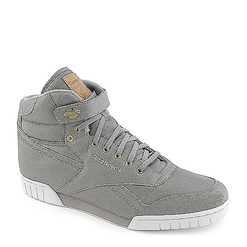 Reebok Exofit Plus Hi Denim INSP mens athletic lifestyle sneaker