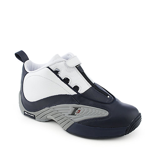 167f28f3a86 Reebok Answer IV mens athletic basketball sneaker