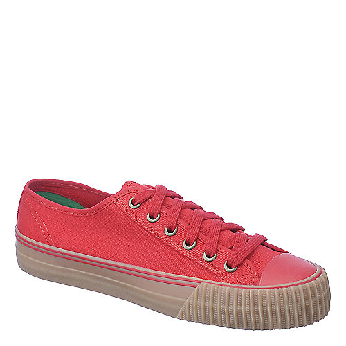 f7e818d875 PF Flyers Center Lo Unisex Red Casual Lace-up Shoe