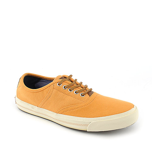 Tommy Hilfiger Gabe orange casual lace up sneaker