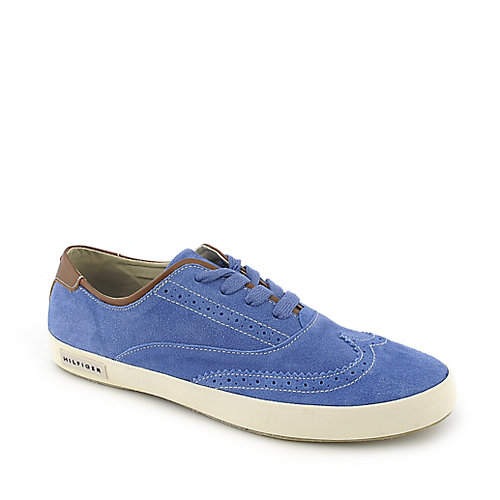 Tommy Hilfiger Oxford light blue casual lace up sneaker