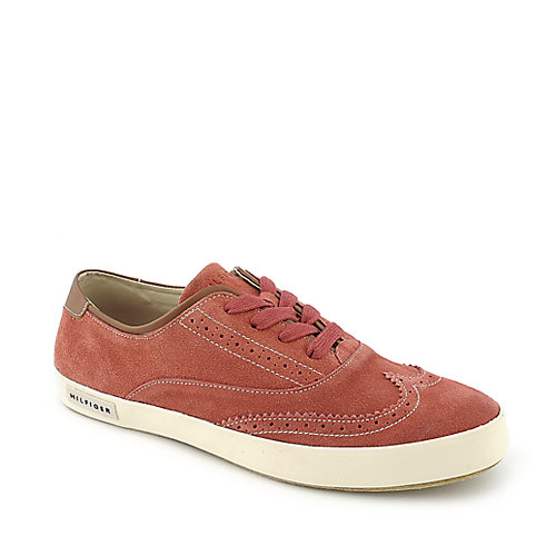Tommy Hilfiger Oxford red casual lace up sneaker