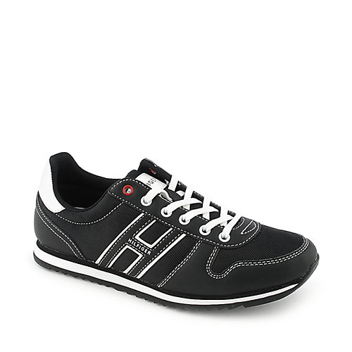 Tommy Hilfiger Falo 2 black athletic lifestyle sneaker