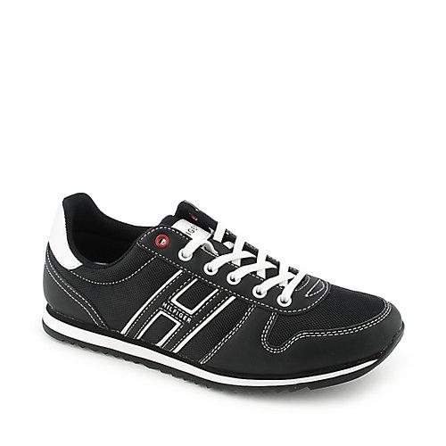 523fe617fae8c2 Tommy Hilfiger Falo 2 black athletic lifestyle sneaker