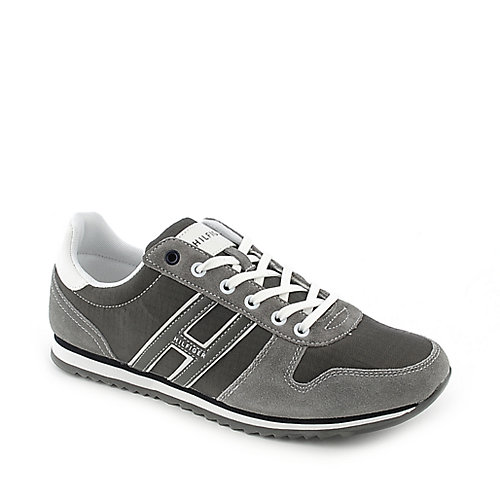 82caa096f181d7 Tommy Hilfiger Falo 2 grey athletic lifestyle sneaker