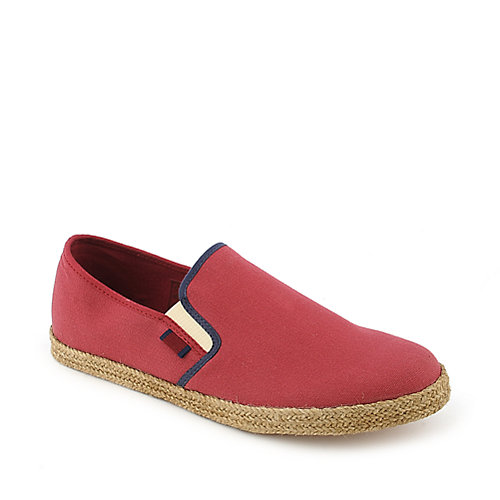 Ben Sherman Pril Slip On mens red casual slip on shoe