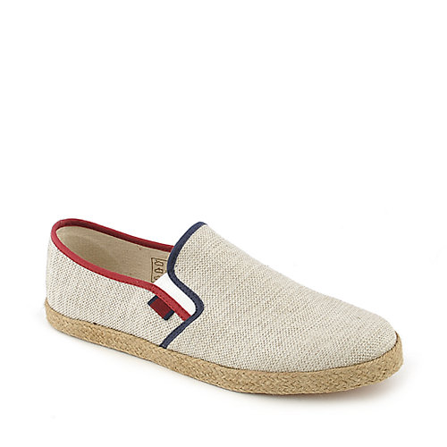 Ben Sherman Pril Slip On mens white casual slip on shoe