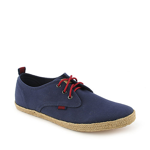 Ben Sherman Pril Derby navy casual lace up sneaker