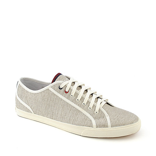 Ben Sherman Breckon Low white casual lace up sneaker
