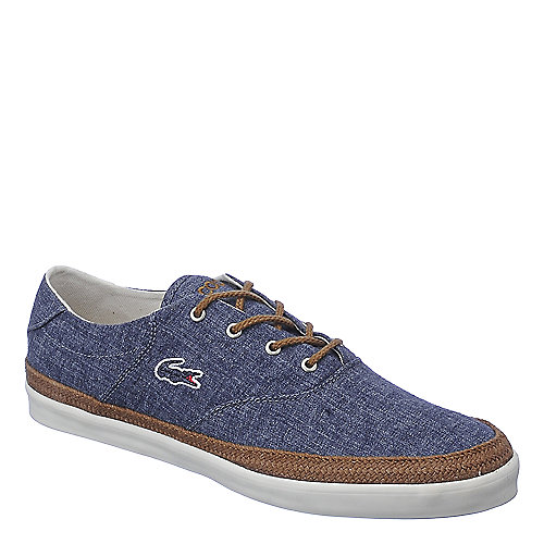 Lacoste Glendon blue casual lace up sneaker