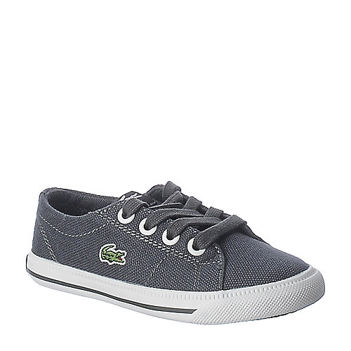 Lacoste Marcel Jaw Canvas kids toddler shoes