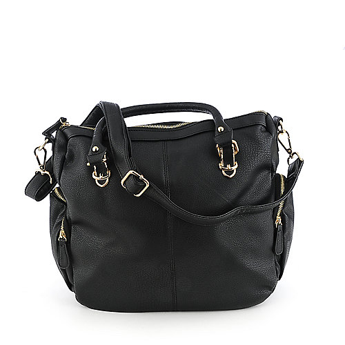 Nila Anthony black Hobo Handbag