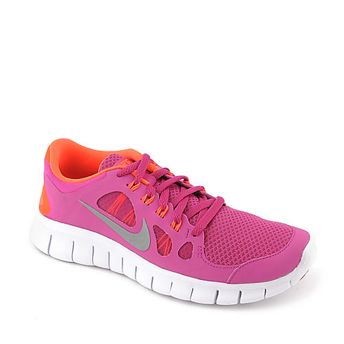 Nike Kids Nike Free 5.0 (GS) kids pink athletic sneaker