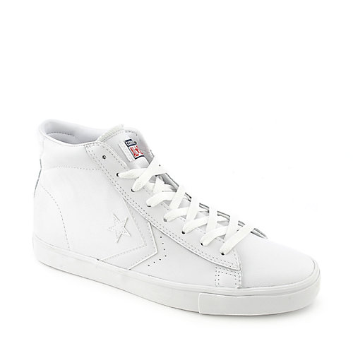 Converse 136764C white athletic running sneaker