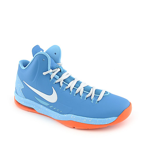 Nike KD V (GS) blue youth athletic basketball sneaker