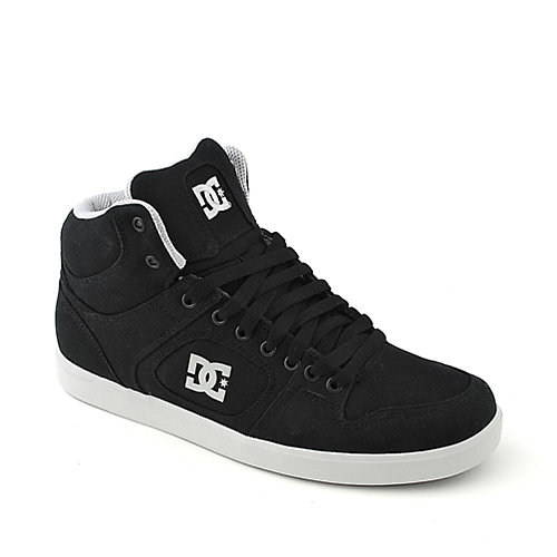 DC Union High TX black athletic skate sneaker