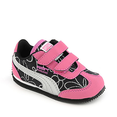 Puma Whirlwind Swirl kids toddler shoes