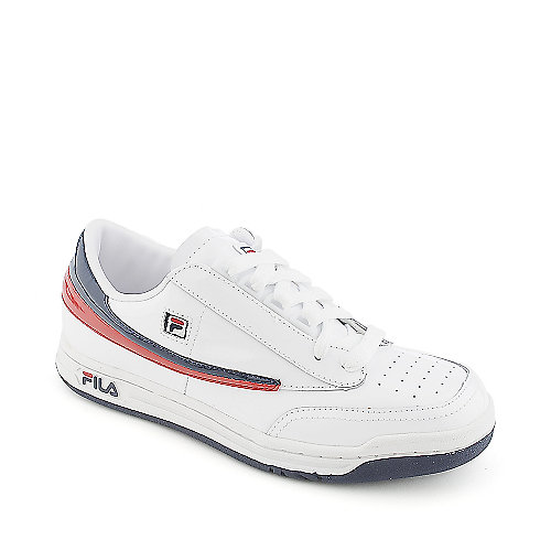 Fila Original Tennis mens white athletic lifestyle sneaker