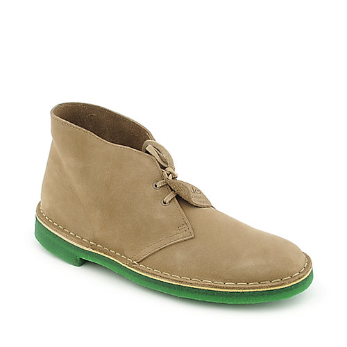 Clarks Desert Boot mens tan casual boot