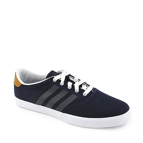 Adidas Adi MC Low mens navy athletic lifestyle sneaker