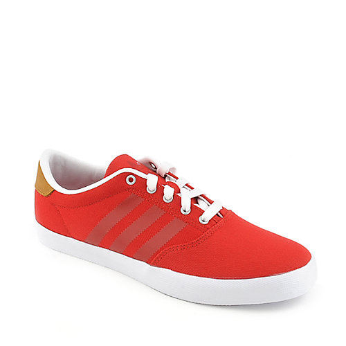 Adidas Adi MC Low mens red athletic lifestyle sneaker