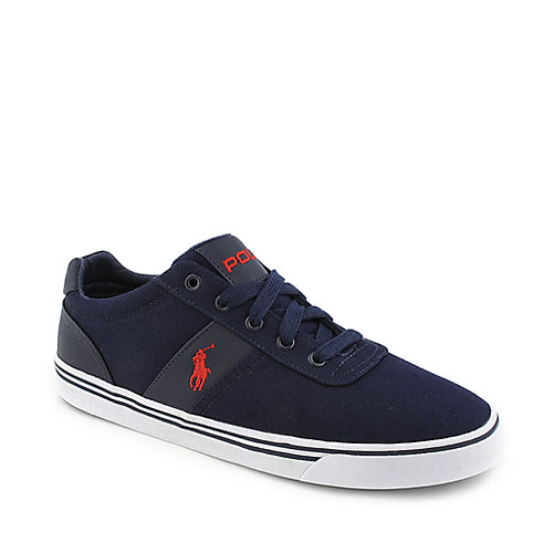 Polo Ralph Lauren Hanford mens casual navy lace up sneaker