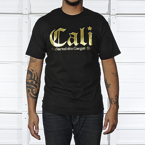 Gold Mind Old English Tee mens apparel
