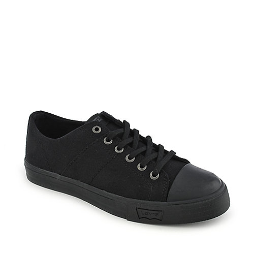 Levi's Stan kids black sneaker